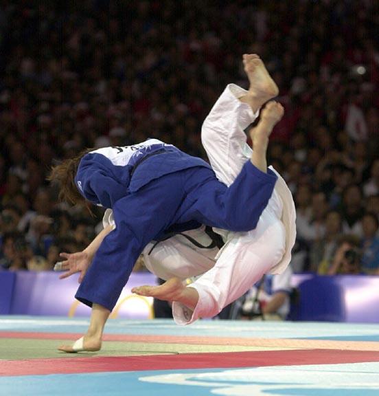Judo [柔道]