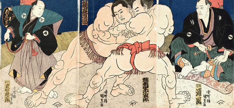 Sumo [相撲]